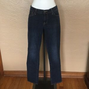 Old Navy The Flirt Skinny Jeans 8 Regular